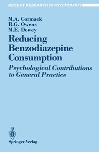 Reducing Benzodiazepine Consumption