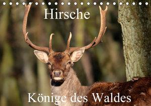 Hirsche - Könige des Waldes/Geburtstagskalender