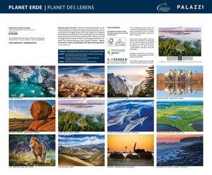 Planet Erde - Planet des Lebens 2019