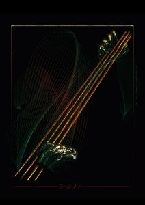 Jazz im Herzen (Posterbuch DIN A4 hoch)