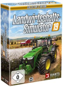 Landwirtschafts-Simulator 19, 1 DVD-ROM (Collector\'s Edition)