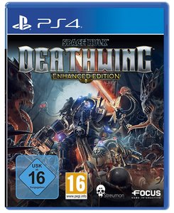 Deathwing: Space Hulk Enhanced Edition (PlayStation PS4)