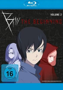 B: The Beginning Vol.2 BD