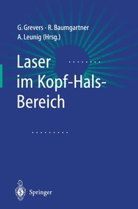 Laser im Kopf-Hals-Bereich