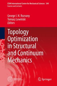 Topology Optimization in Structural and Continuum Mechanics