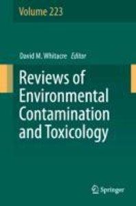 Reviews of Environmental Contamination and Toxicology Volume 223