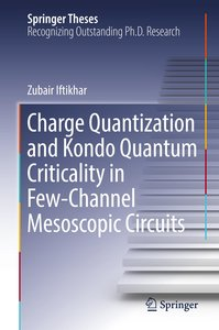 Charge Quantization and Kondo Quantum Criticality in Few-Channel