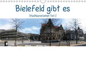 Bielefeld gibt es! Stadtpanoramen