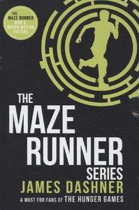 The Maze Runner Classic Box Set