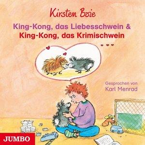 King-Kong,Das Liebesschwein & Das Krimischwein