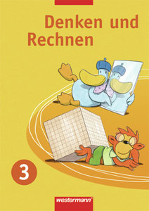Denken und Rechnen 3. Schülerband. Grundschule. Nordrhein-Westfa