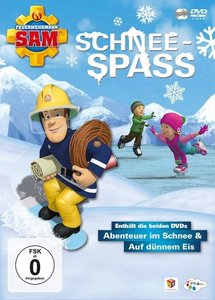 Feuerwehrmann Sam - Schneespaß (Volume 8.4 & 9.2)