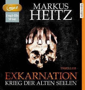 Exkarnation-Krieg Der Alten Seele (MP3)