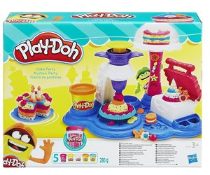 Hasbro B3399EU6 Play-Doh Kuchen Party