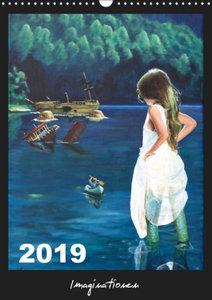 Imaginationen (Wandkalender 2019 DIN A3 hoch)