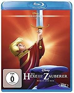 Die Hexe und der Zauberer, Blu-ray