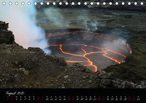 Kilauea Volcano Hawaii - Auf den Spuren von Feuergöttin Pele (Ti