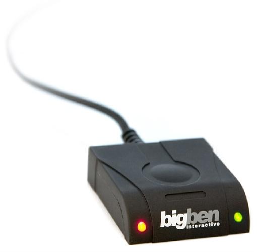 PS3 + PC USB Bluetooth Controller/Gamepad/Joypad - zum Schließen ins Bild klicken