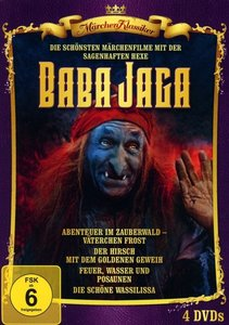 Hexe Baba Jaga Edition