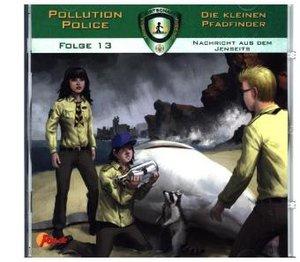 Pollution Police - Die kleinen Pfadfinder - Nachricht aus dem Je