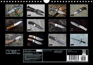 Messer - Leidenschaft in Stahl