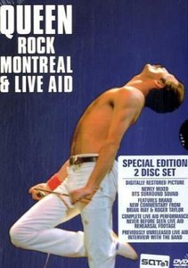 Rock Montreal & Live Aid