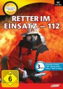 Serious Games Collection - Retter im Einsatz - 112