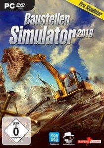 Baustellen-Simulator 2018. Für Windows 7/8/10 (64-Bit)