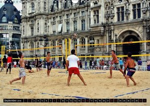 Volleyball Action