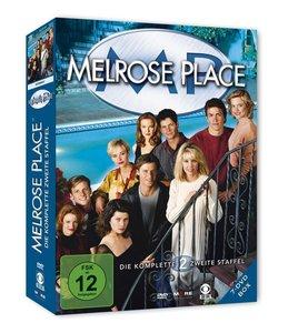 Melrose Place-Die Komplette 2.Staffel (7 DVD)