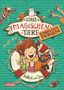Die Schule der magischen Tiere - Endlich Ferien, Band 1: Rabbat