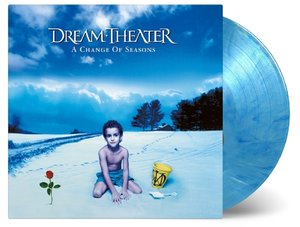 A Change Of Seasons (ltd blau/weiss Mix Vinyl)