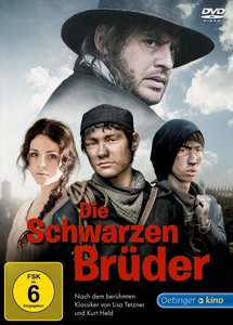 Die schwarzen Brüder (DVD)