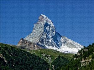 Matterhorn....im Querformat 2000 Teile Puzzle quer