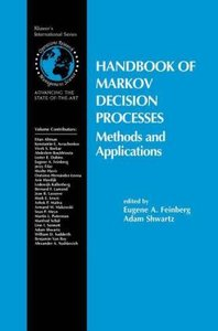 Handbook of Markov Decision Processes