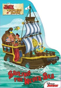 Jake and the Never Land Pirates Sailing the Never Sea