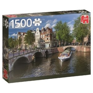 Herengracht, Amsterdam - 1500 Teile Puzzle