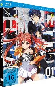 Black Bullet - Blu-ray 1