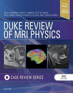 Duke Review of MRI Physics