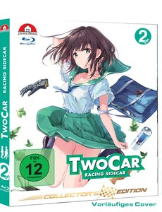 Two Car. Tl.2, 1 Blu-ray (Limited Collector\'s Edition)