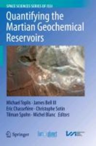 Quantifying the Martian Geochemical Reservoirs