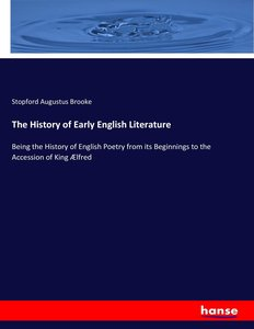 The History of Early English Literature
