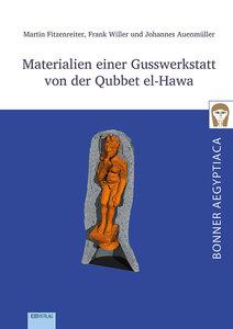 Materialien einer Gusswerkstatt von der Qubbet el-Hawa