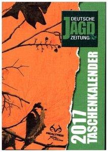 Deutsche Jagdzeitung Taschenkalender 2017