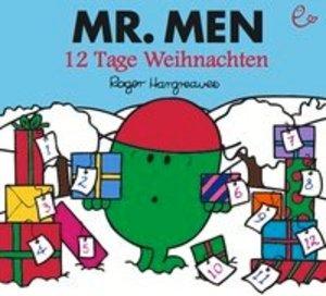Mr. Men - 12 Tage Weihnachten