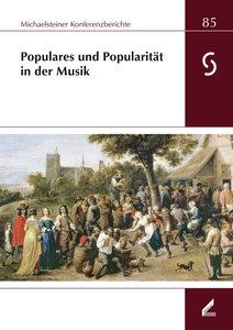 Populares und Popularität in der Musik