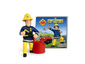 01-0200 Tonie-Feuerwehrmann Sam - In Pontypandy ist was los