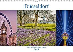 Düsseldorf - Düsseldorfer Rheinspaziergang