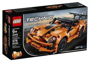 Technic Corvette