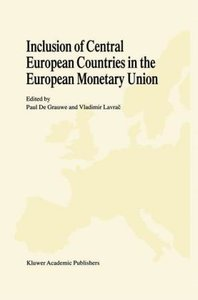 Inclusion of Central European Countries in the European Monetary